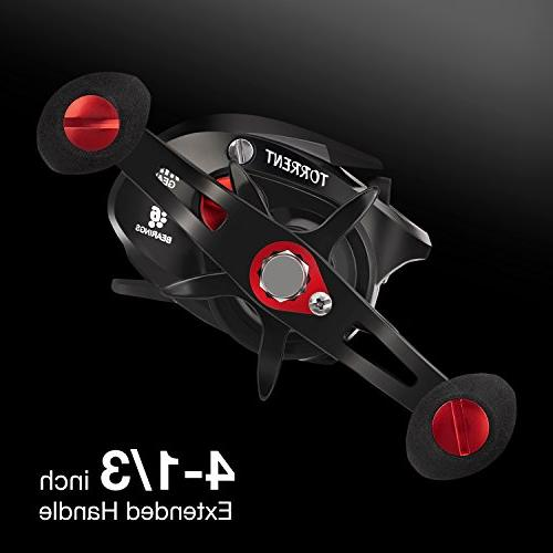 Piscifun 18LB Baitcaster Right Handed Reel Carbon Reels