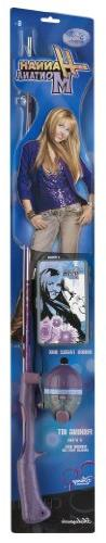Shakespeare Two-Piece Hannah Montana Kit Combo, 5-Feet