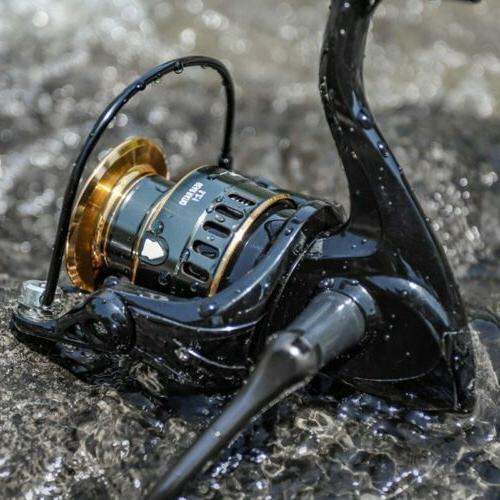 US! Fishing Reel Max Drag Speed Spool Reel