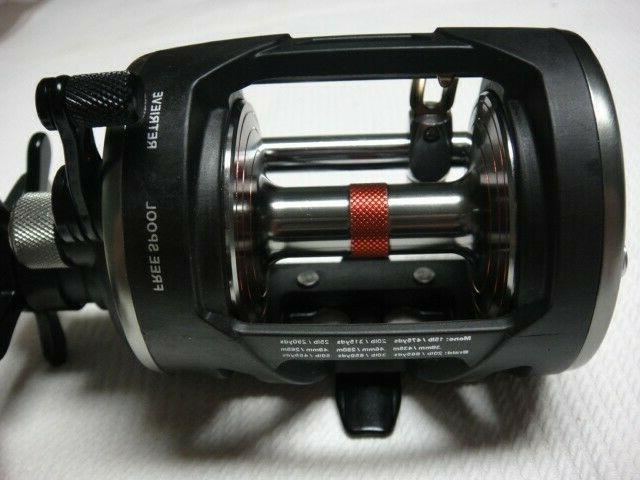 Penn Warfare Right Handed Fishing Brand New