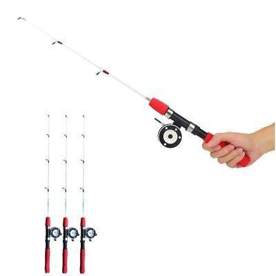 winter fishing rod hard ice fishing pole