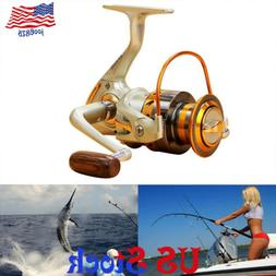 Left/right Interchangeable 12BB Ball Bearing Freshwater Fish
