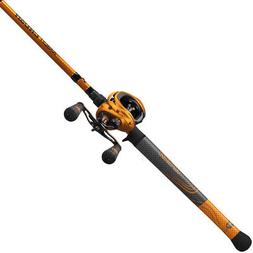 """Lew's Mach Crush SLP Rod and Reel Casting Combo 2021 7'0""""M"""