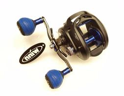 Daiwa LEXA TYPE-WN 6.3:1 Baitcast Right Hand Fishing Reel -