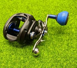 Daiwa LEXA TYPE-WN 7.1:1 Baitcast Left Hand Power Handle Ree
