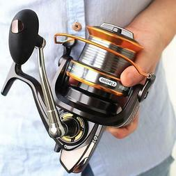 9000 Series 13 BB Full Metal Spool Saltwater Spinning Reel R