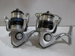 Lot of 2 Shakespeare Cirrus 30 CRSP30 spinning reels new off