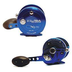 Avet LX 6/3 MC 2-Speed Lever Drag Casting Reels Blue