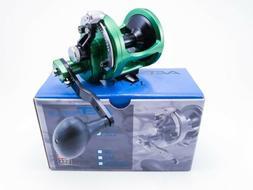 Avet LX 6/3 MC Raptor 2-Speed Lever Drag Reel - Custom Color