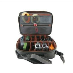 Aventik Mag Reel Combo Case, Mesh Pocket Insert Leaf For Ext