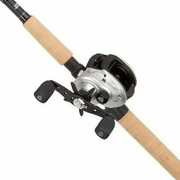 Abu Garcia MaxToro Baitcast Low Profile Reel and Fishing Rod