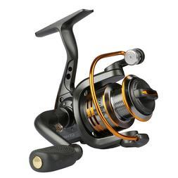 Goture Metal Spool Spinning Fishing Reel 6BB Superior Wheel