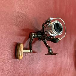 Goture Mini Fishing Reel Aluminum Spool Metal Small Spinning