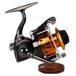 Goture Mini Fishing Reel Metal Spool Ultra Light Small Spinn