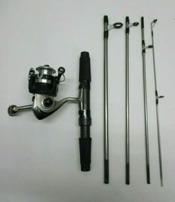 Daiwa Mini System Minispin Ultralight Spinning Reel and Rod