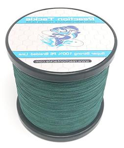 Reaction Tackle Moss Green 30LB 1500yd