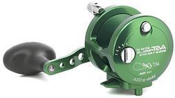 AVET MXJ6/4 MC Green Lever Drag Conventional Reel