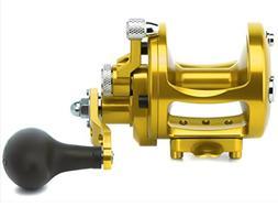 Avet MXL 5.8 MC Single Speed Lever Drag Casting Reels Gold
