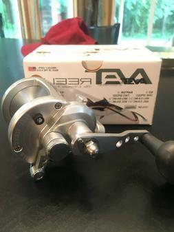 Avet MXL 5.8 MX Cast Lever Drag Reel, Fishing Reel LH Demo M