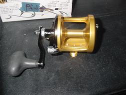 New in Box Avet Fishing Reel Factory Blemish  MXL5.8   GOLD/