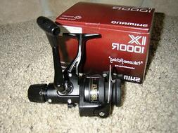 NEW SHIMANO IX 1000R FISHING SPINNING REEL REAR DRAG