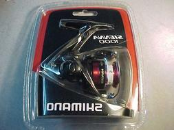 NEW SHIMANO Sienna   Spinning Reel SN1000FEC for rod Fishing