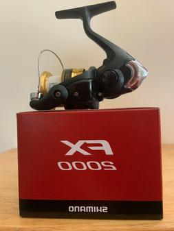 New Shimano New Gen FX 2000FC Spinning Reel FX2000FC