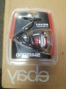 NEW!!! SHIMANO SIENNA C3000 FG Fishing Reel snc3000fgc Free