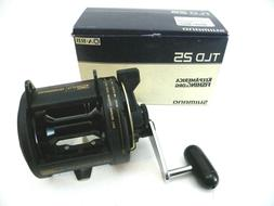 New Shimano TLD-25 Lever Drag Conventional Saltwater Fishing