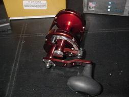 NIB Avet Fishing Reel Factory Blemish model MXL5.8 MC CAST G