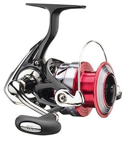 Daiwa Ninja 1500 A, Allround Spinning Fishing Reel with Fron
