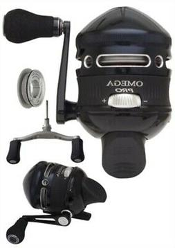 Zebco Omega ZO3PRO Spincast Fishing Reel