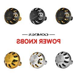 Gomexus Power Knob For Penn Shimano Daiwa Avet Okuma Reel Ha