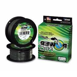 PowerPro Moss Green Line- 15lb/ 1500 Yd #21100151500E