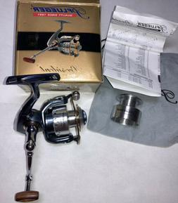 Pflueger President 6730 Spin Fishing Reel with Spare Spool
