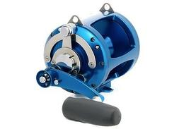 Avet Pro EXW 50/2 Two-Speed Lever Drag Big Game Reel - BLUE,
