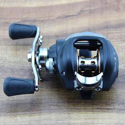 PRO Fishing Reels Right Hand 10+1BB Fish Reel High Speed 6.3