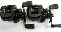 ABU GARCIA PRO MAX BAITCASTING REELS  2 IN THIS AUCTION    N
