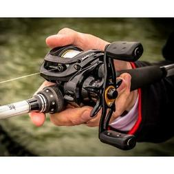 Abu Garcia Pro Max Low Profile Baitcast Reel And Fishing Rod