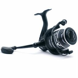 Penn Pursuit III 4000 Spinning Fishing Reel Black/Silver fre