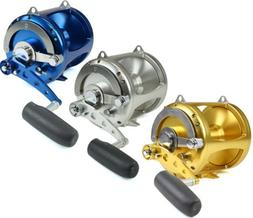 AVET Reels EXW30/2RH-BL 2-Speed Reel