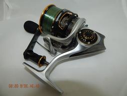 Abu Garcia REVO PREMIER 40 SPINNING Reel with BONUS Spool of