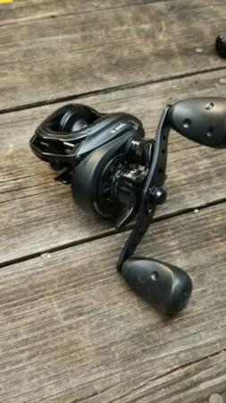 Abu Garcia Revo X-HS-L Low Profile RIGHT HAND Baitcast Reel