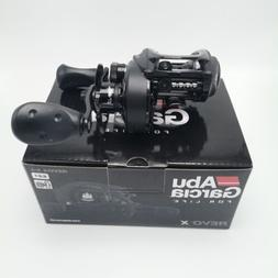 BRAND NEW! Abu Garcia Revo X 5.4:1 Low Profile Casting Reel