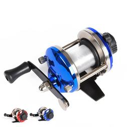 Right Hand Ice Fishing Reel Drum Reel Lightweight Small Comp