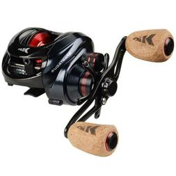KastKing Spartacus Plus Baitcasting Fishing Reel Ultra Smoot
