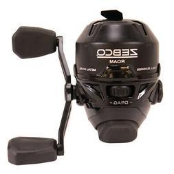 Zebco Roam 3Sz Black Spincast Reel 10#C ROAM3BK.BX3
