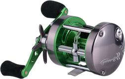 Sougayilang Rover Round Baitcasting Reel, Conventional Reel