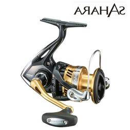 Shimano SAHARA FI 1000-5000 All Models Saltwater Fishing Spi