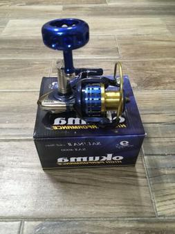 Okuma Salina ll Salt Water 4000 spinning reel